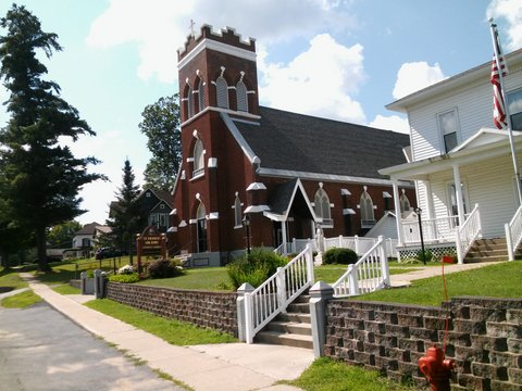 St. Francis Solanus Harrisville OUT