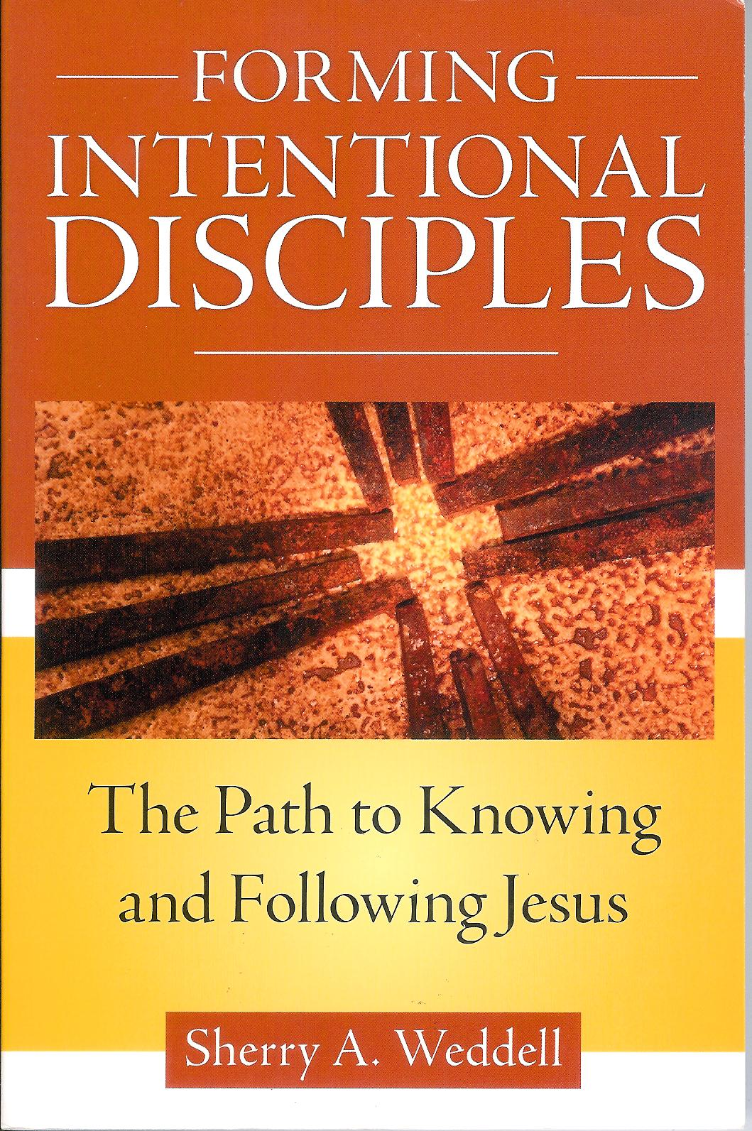 Cover Intentional Disciples